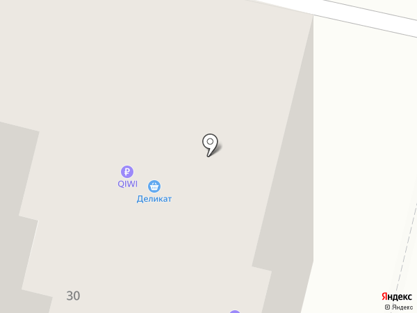 Деликат на карте Энгельса