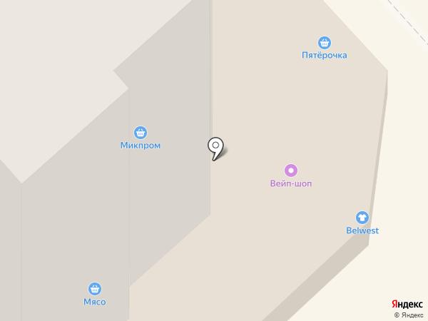 Подвальчик на карте Энгельса