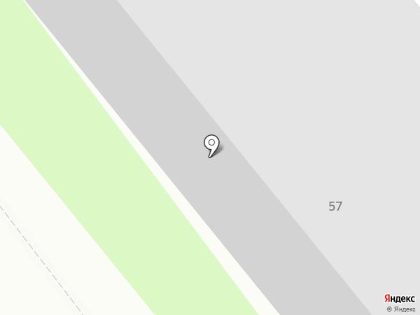 Участковый пункт полиции №15 на карте Энгельса