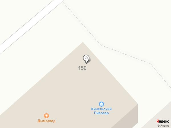Кружка на карте Энгельса