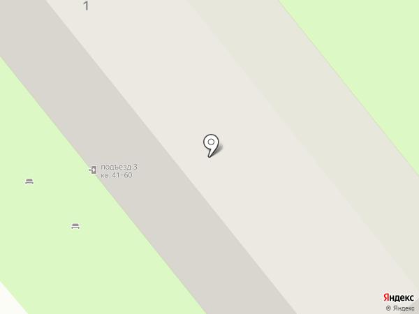 Торгово-монтажная фирма на карте Энгельса