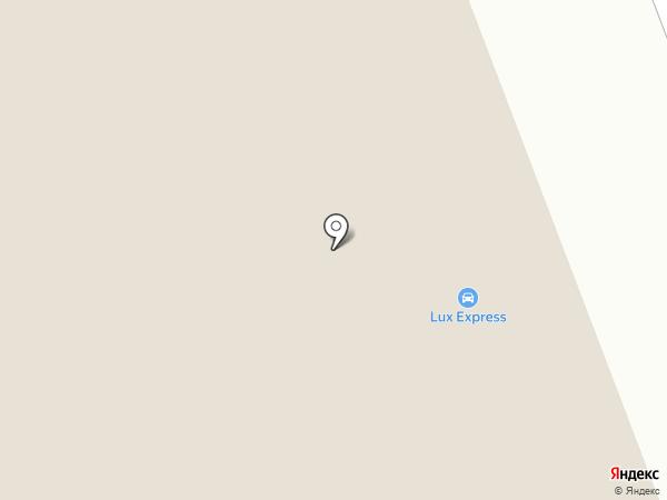 Lux Express на карте Энгельса