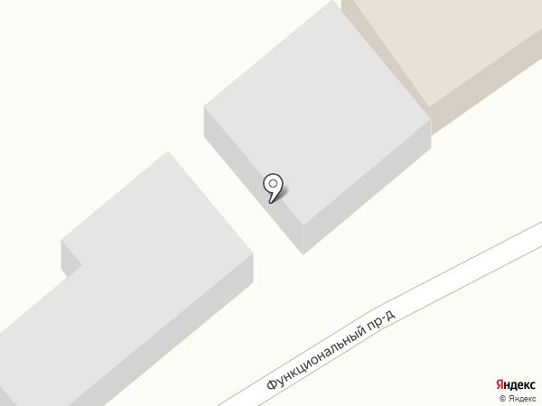 Магазин метизной продукции на карте Энгельса