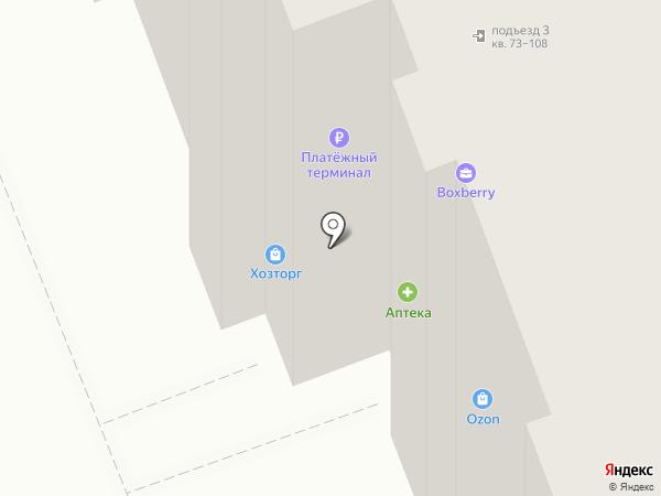 Хорошая на карте Энгельса