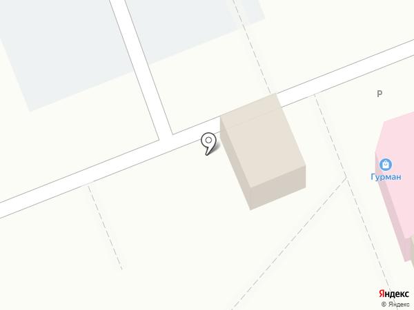 Магазин фруктов и овощей на ул. Тельмана на карте Энгельса