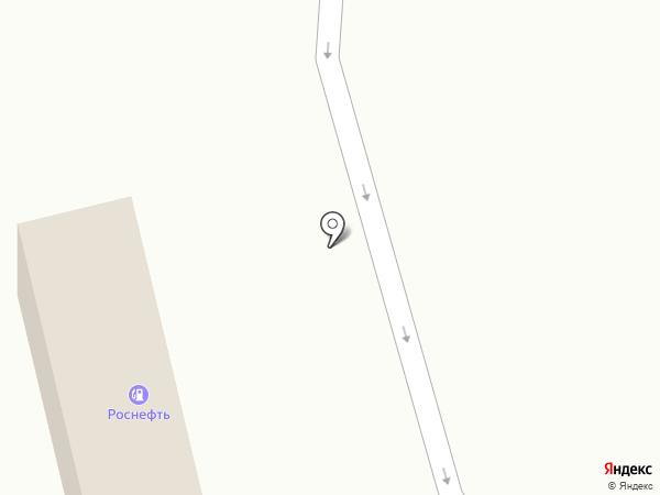 АЗС на карте Энгельса