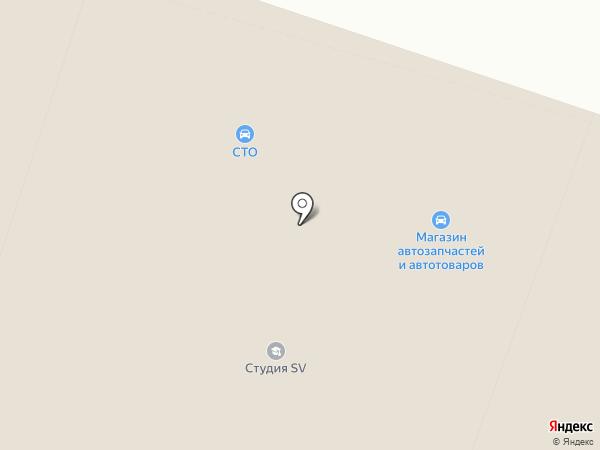SV на карте Энгельса