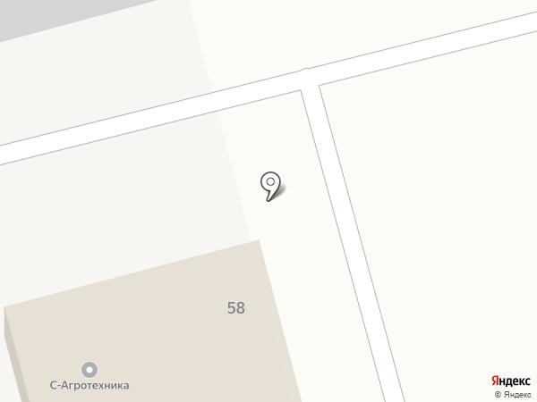 С-Агротехника на карте Энгельса