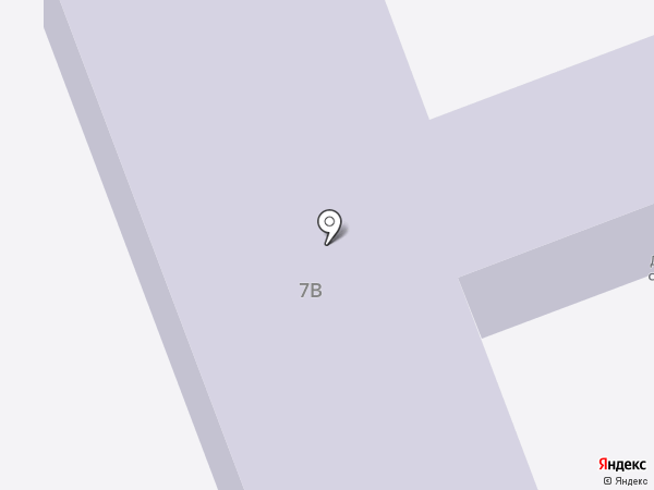 Детский сад №66 на карте Энгельса