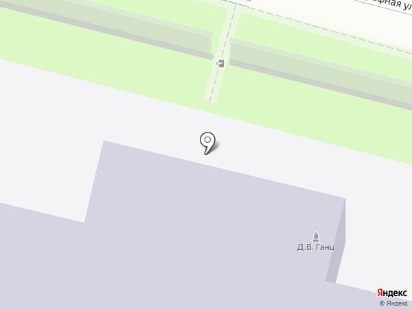 Основная общеобразовательная школа №10 на карте Энгельса