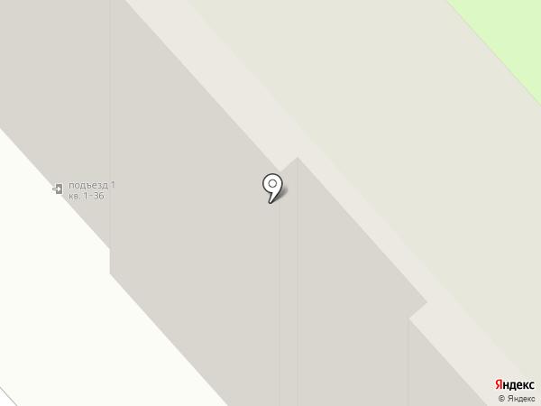 ТСЖ №56 на карте Энгельса