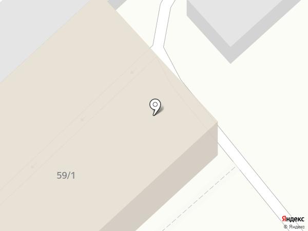 Автобаня на карте Энгельса
