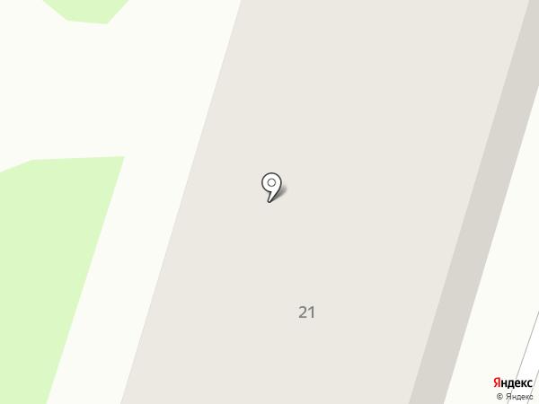 Василёк на карте Энгельса