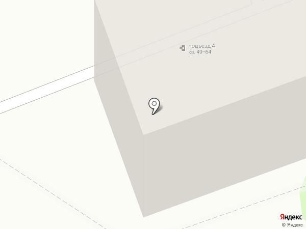 Магазин автозапчастей для ГАЗ на карте Энгельса