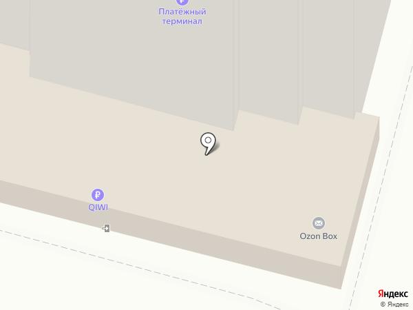Связист на карте Энгельса