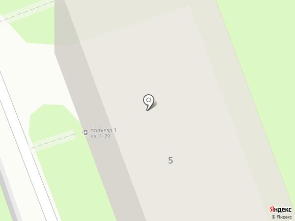 Ремонтная мастерская на карте Энгельса