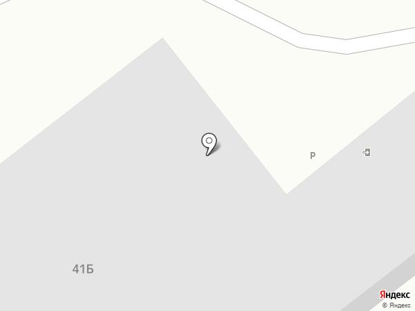 СТО на карте Энгельса