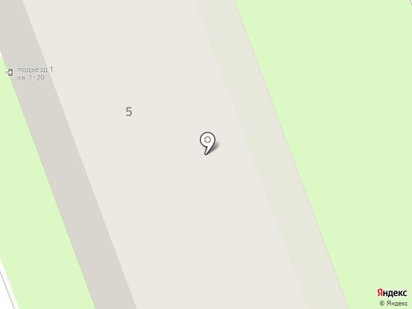 Иголочка на карте Энгельса