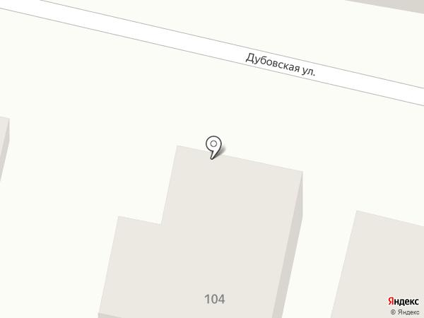 Транспортная фирма на карте Энгельса