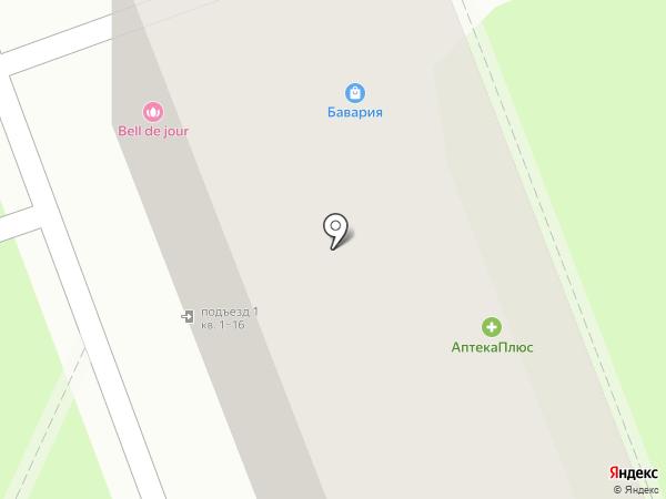 Beer Place на карте Энгельса