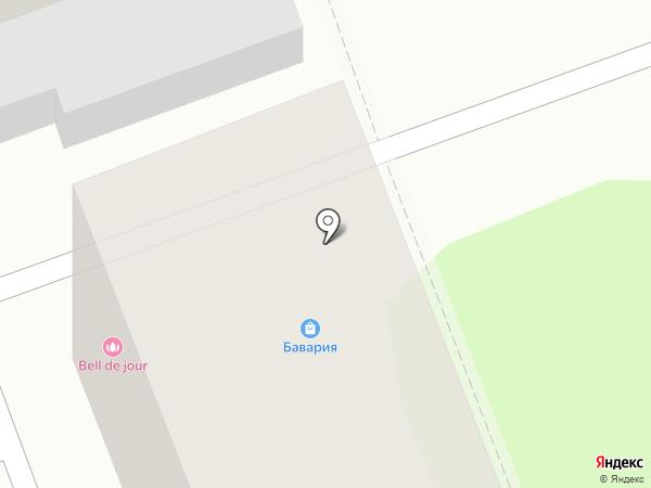 Зубр на карте Энгельса