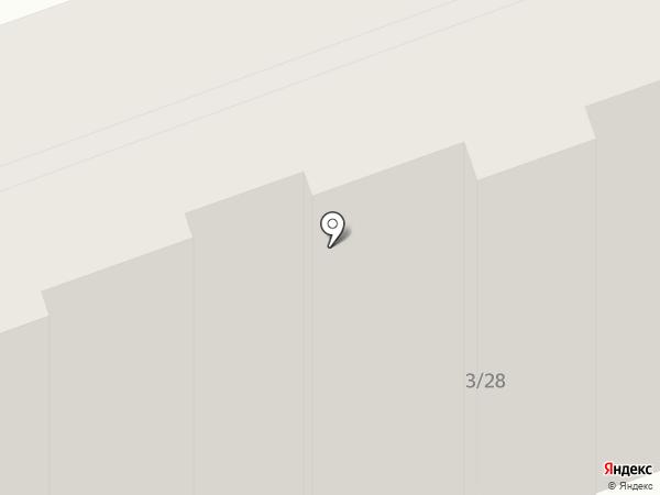 Кронверк на карте Энгельса