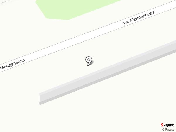 Комплекс Ангелина на карте Энгельса