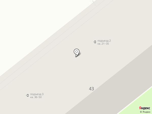 У Сека на карте Энгельса