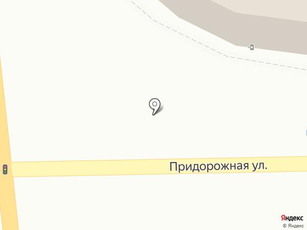 Кега на карте Пробуждения