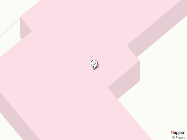 Областной онкологический диспансер №1 на карте Энгельса