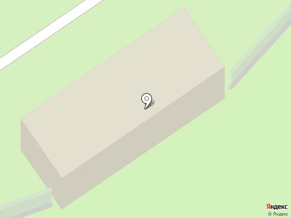 Городской стадион на карте Энгельса