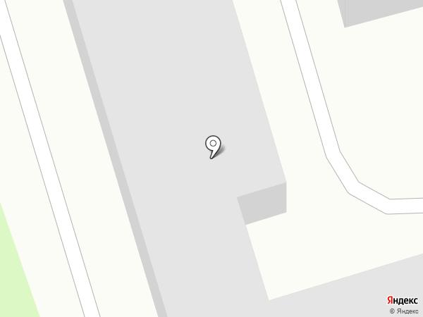 Шиномонтажная мастерская на карте Пробуждения