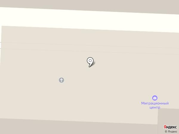 Платежный терминал на карте Пробуждения