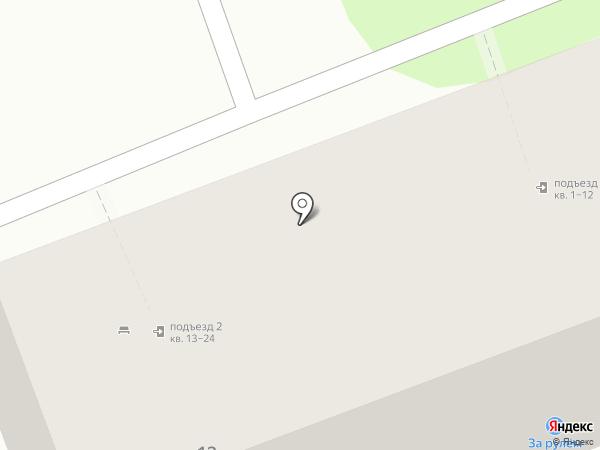 Собиж на карте Энгельса