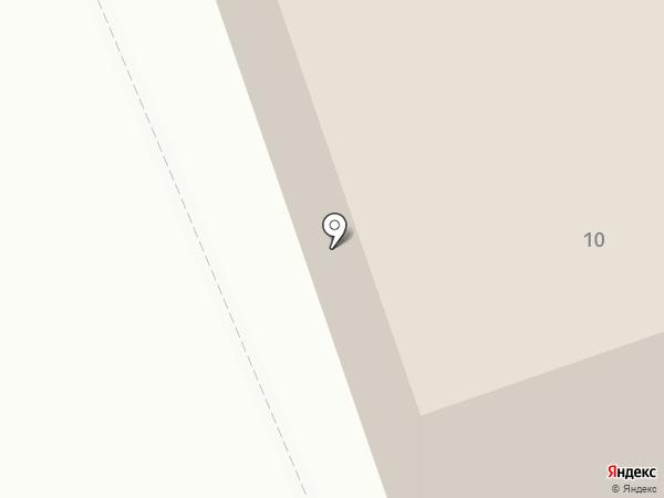 Банно-прачечный комбинат №1 на карте Энгельса
