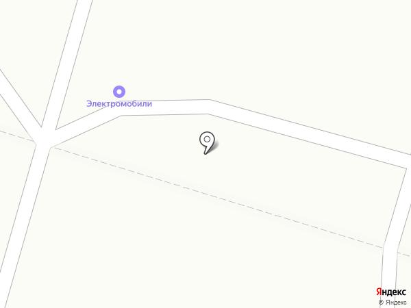 Автостоянка на карте Энгельса