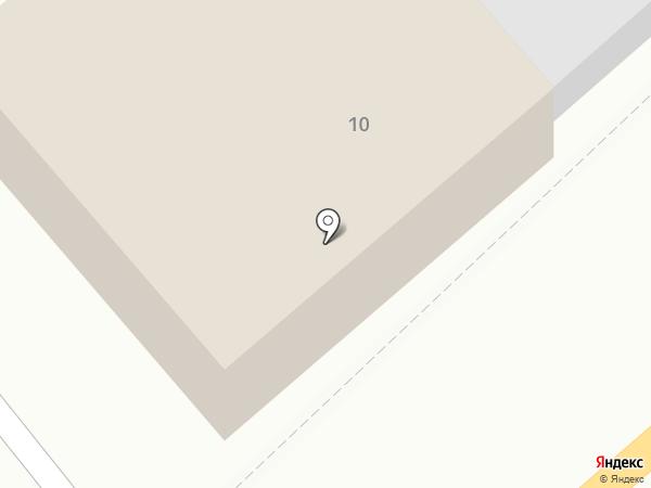 ЛЕГКОСТРОЙ на карте Энгельса