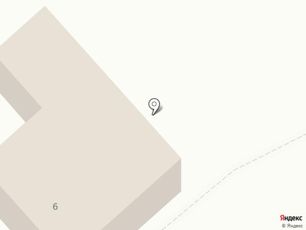 Стройтехмонтаж на карте Энгельса