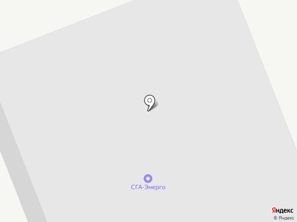 Энпласт на карте Энгельса