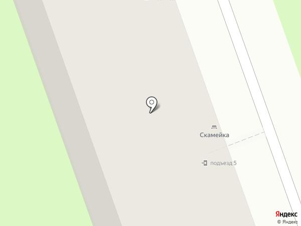 ТСЖ №22 на карте Энгельса