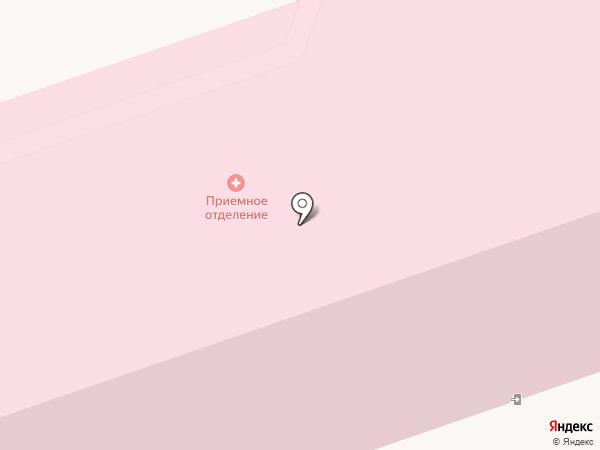 Перинатальный центр на карте Энгельса