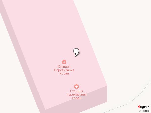 Саратовский областной центр крови на карте Энгельса