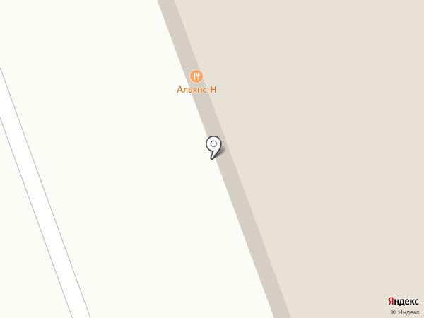 Альянс-Н на карте Энгельса