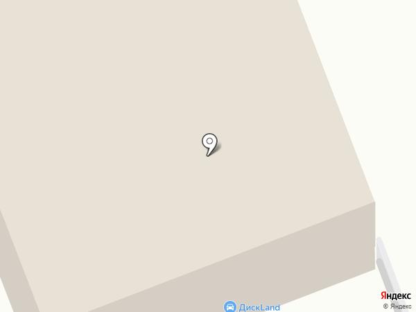 Диско-Land на карте Энгельса