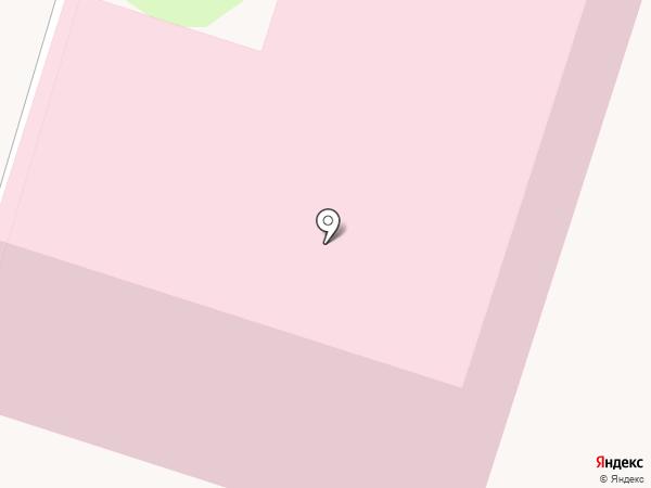 Согаз-Мед на карте Энгельса