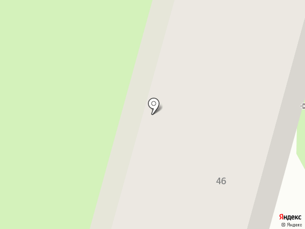 Ромашка на карте Энгельса