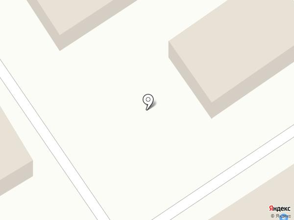 Русский дом на карте Новогусельского
