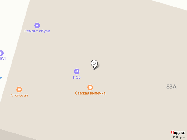 Банкомат, Банк ВТБ 24 на карте Энгельса