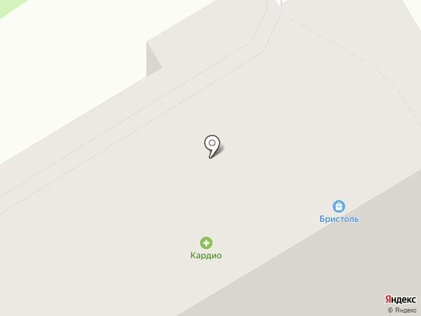 Векторфарма на карте Энгельса