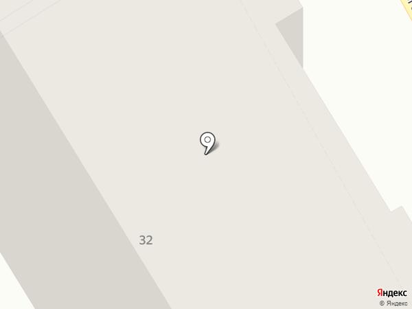 Марксовский пивзавод на карте Энгельса